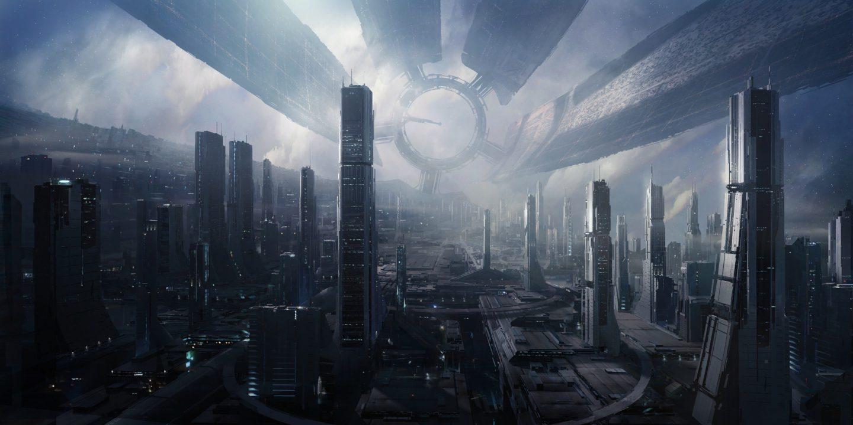 Backpacker: Mass Effect Edition