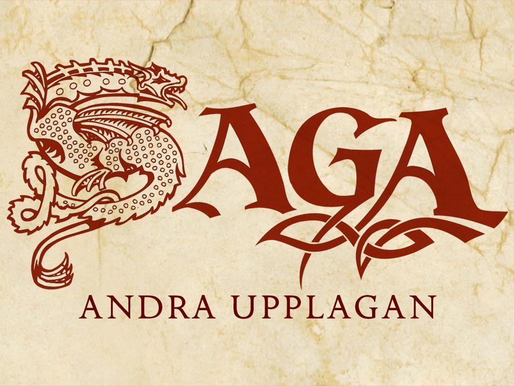 Crowdfunding-bild för Sagas andra upplaga