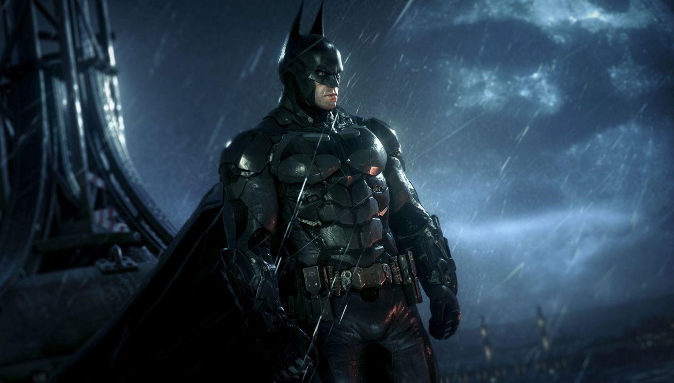 Skärmdump ur Batman Arkham Origins.