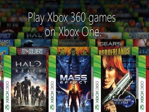 Ett test av Xbox Ones bakåtkompabilitet