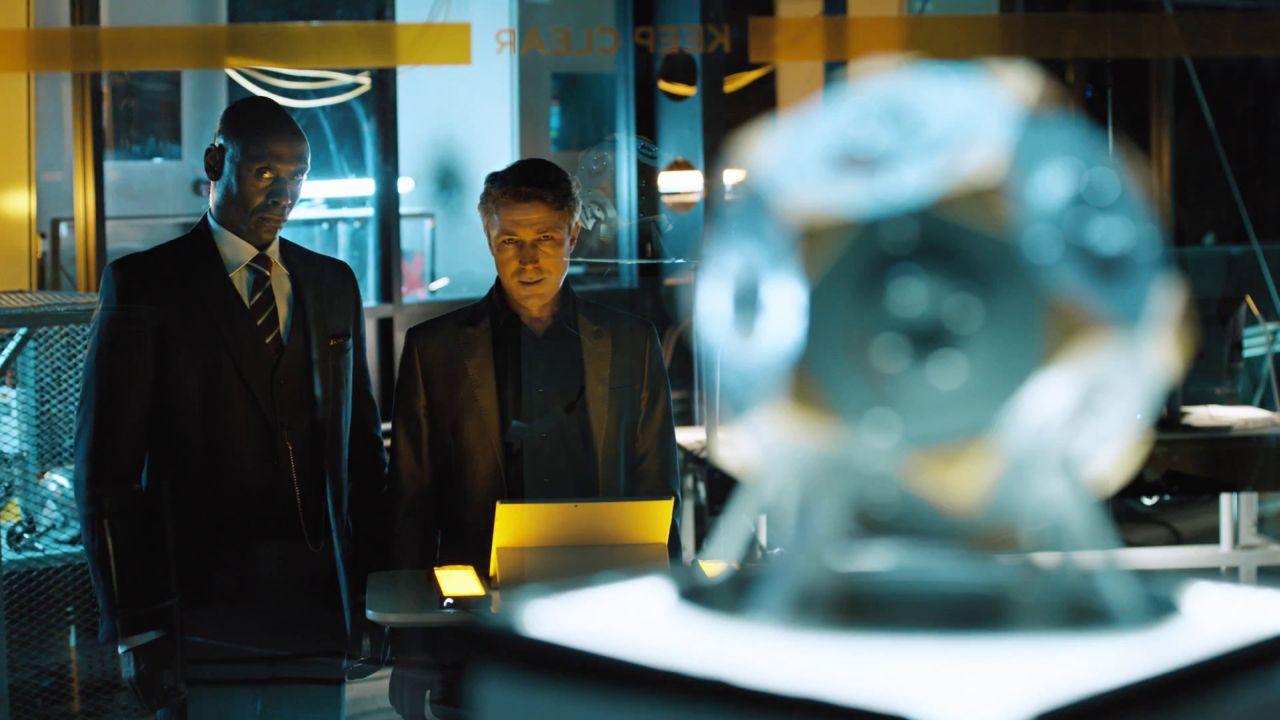 Bild från Quantum Breaks TV-serie.