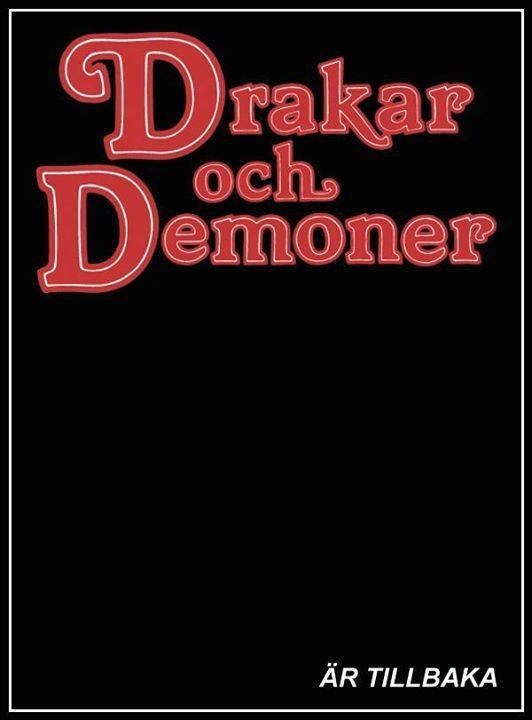 Drakar och Demoner är tillbaka!