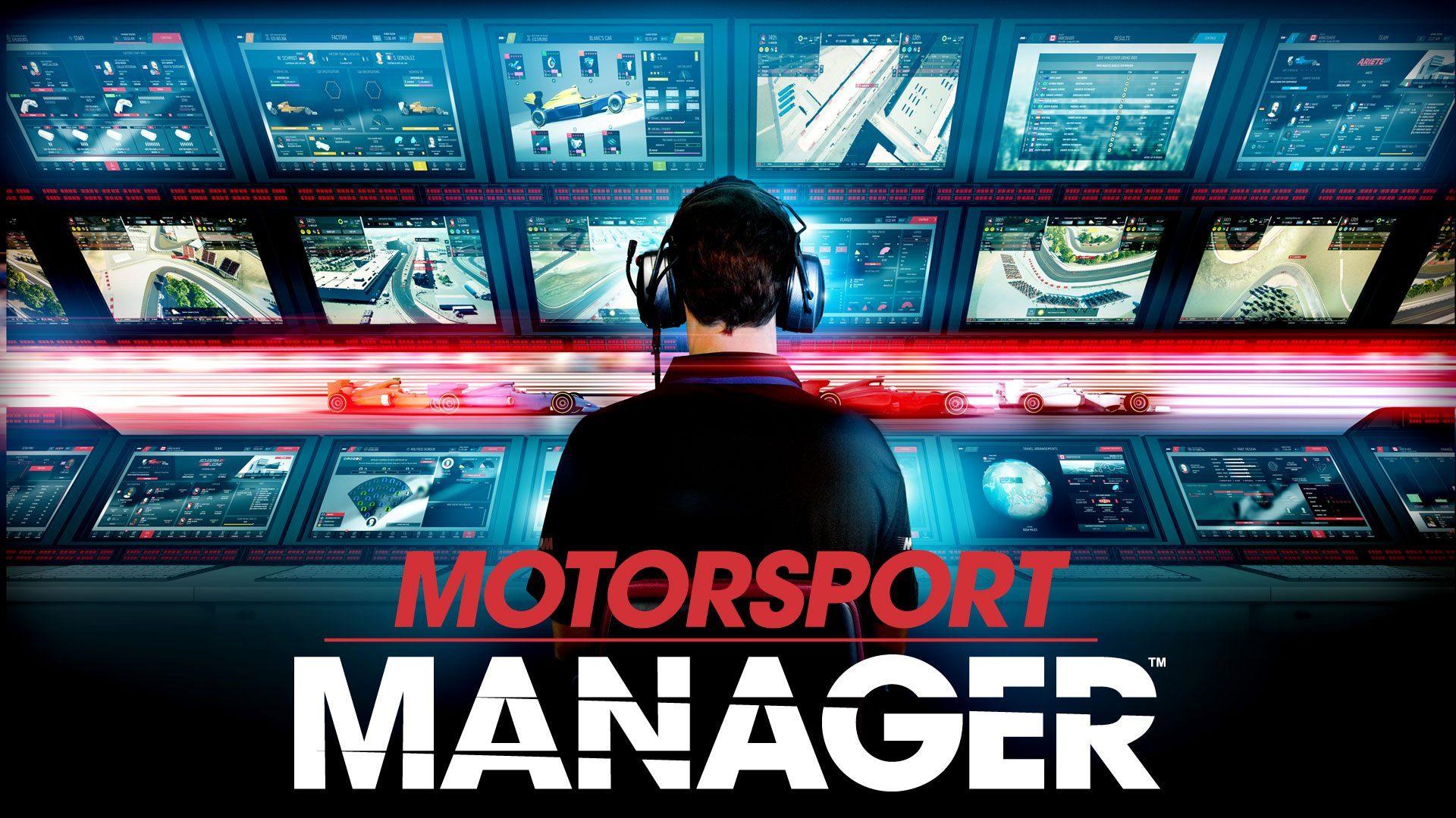 Motorsport Manager, ett spel för dig som gillar att vara en baksäteschaufför.