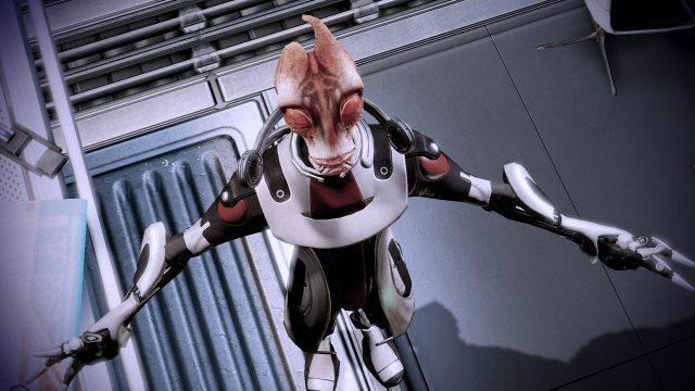 Mass Effect 2: Mordin Solus