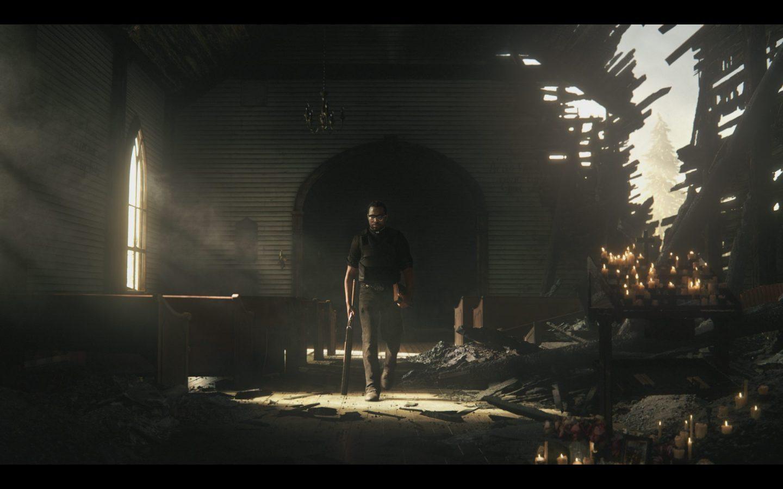 Far Cry 5: Pastor Jerome Jeffries